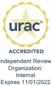 URAC 2022 AccreditationSeal-300x408