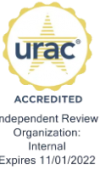 URAC Accredited Independent Review Organization